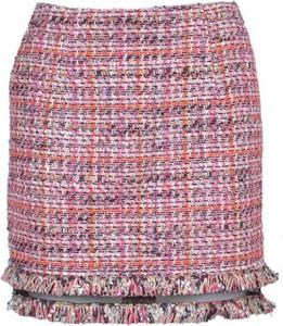 Spódnica Patrizia Pepe z bawełny mini