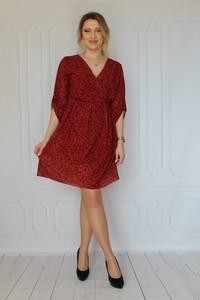 Sukienka arioso.pl z długim rękawem mini