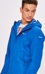 Niebieska kurtka Salewa