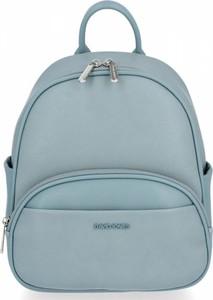 Niebieski plecak David Jones