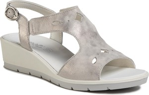 Sandały Imac z klamrami