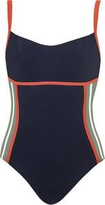 Granatowy strój kąpielowy Sunflair w stylu casual