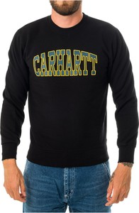 Czarna bluza Carhartt WIP z bawełny w młodzieżowym stylu