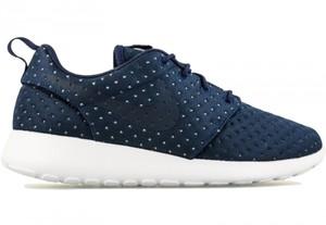 Niebieskie buty sportowe Nike roshe