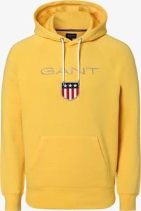 Żółta bluza Gant
