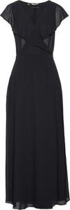 Czarna sukienka bonprix bpc selection midi
