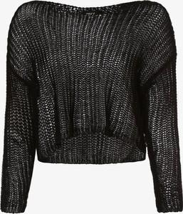 Czarny sweter Only w stylu casual