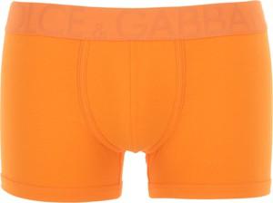 Pomarańczowe majtki Dolce & Gabbana