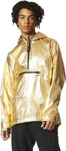 Złota kurtka Adidas