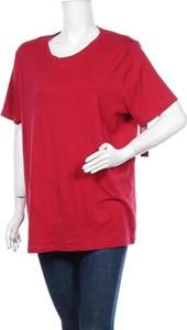 T-shirt Merona z krótkim rękawem z okrągłym dekoltem