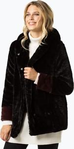 Czarna kurtka Soyaconcept krótka w stylu casual