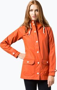 Pomarańczowa kurtka derbe