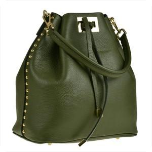 15c67b2b0e212 torebka worek z ćwiekami. - stylowo i modnie z Allani