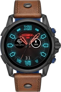 Smartwatch DIESEL - Full Guard 2.5 DZT2009 Black/Brown