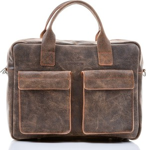 Brązowa torebka Divino duża do ręki