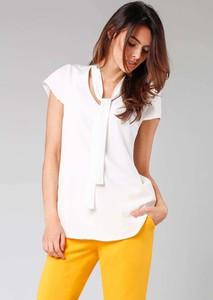 Bluzka Nommo z krótkim rękawem