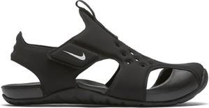 Czarne buty dziecięce letnie Nike