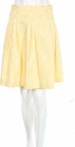 Żółta spódnica Blu Bianco