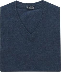 Sweter Breuer w stylu casual z dżerseju