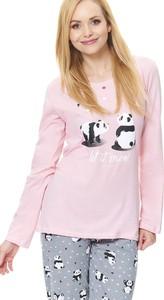 7221f0950edbc8 piżama kombinezon panda - stylowo i modnie z Allani