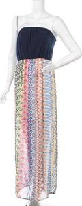 Sukienka Lily Rose z dekoltem w kształcie litery v maxi