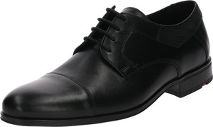 Czarne buty Lloyd sznurowane