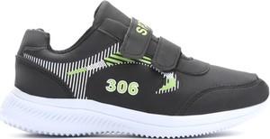 Czarne buty sportowe dziecięce Multu