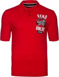 Koszulka polo Ecko Unltd z bawełny