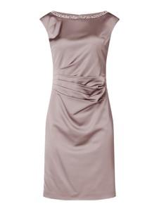 Sukienka Christian Berg Cocktail mini bez rękawów