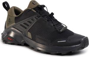 Buty trekkingowe Salomon sznurowane