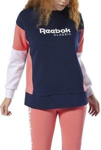 Bluza Reebok Fitness z bawełny w sportowym stylu