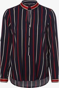 Bluzka Franco Callegari z dzianiny z długim rękawem
