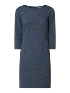 Sukienka Tom Tailor w stylu casual prosta z okrągłym dekoltem