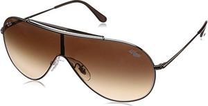 amazon.de Okulary przeciwsłoneczne Ray-Ban Brown Gradient 0rb3597 004/13
