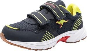 Buty sportowe dziecięce Kangaroos ze skóry