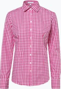 Różowa koszula brookshire z kołnierzykiem