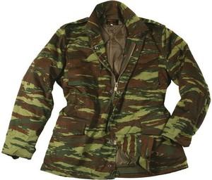 Kurtka Pentagon w militarnym stylu z bawełny