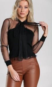 Czarna bluzka Renee