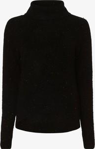 Czarny sweter Aygill`s z dzianiny