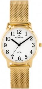 45018befc402fe złoty zegarek damski na bransolecie - stylowo i modnie z Allani