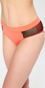 Pomarańczowy strój kąpielowy Calvin Klein Jeans
