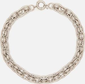 Cropp - Naszyjnik łańcuch - Srebrny
