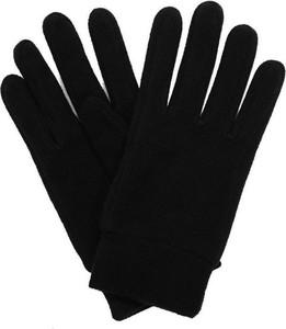 Czarne rękawiczki Pako Jeans