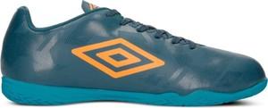 Niebieskie buty sportowe Umbro w sportowym stylu