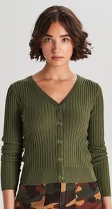 Zielony sweter Cropp