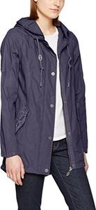 Niebieska kurtka amazon.de krótka w stylu casual
