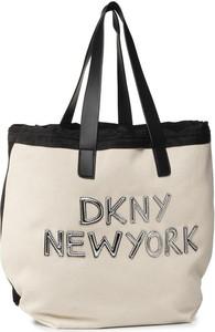 Torebka DKNY duża w wakacyjnym stylu