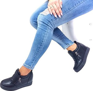 Sneakersy Onaion58 na zamek