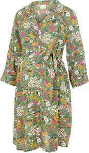 """Mama Licious Sukienka ciążowa """"Newlevetta"""" w kolorze zielonym"""