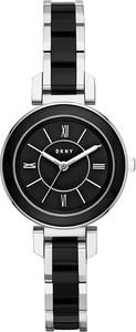 Zegarek DKNY – Ellington NY2590 Silver/Black/Black